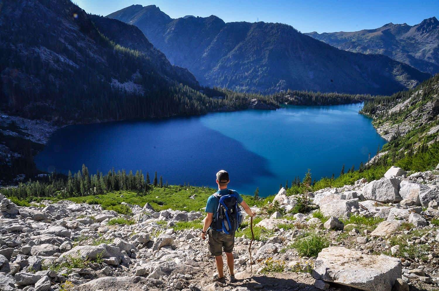 Colchuck Lake Enchantments Hike
