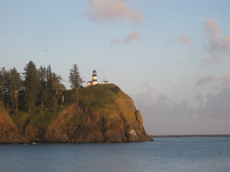 Hiking around Cape Disappointment Lighthouse Loop Best Hikes in Washington State