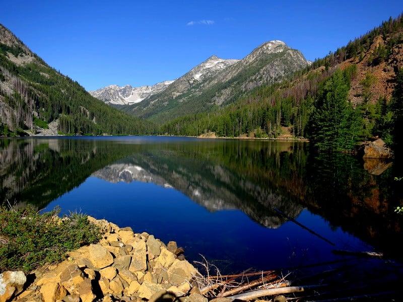 Hiking around Eightmile Lake Best Hikes in Washington State