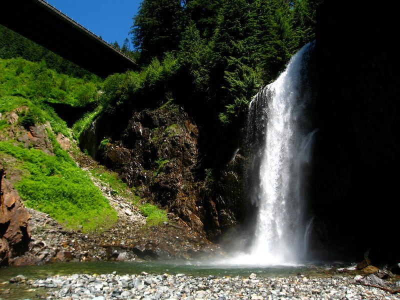 Hiking around Franklin Falls Best Hikes in Washington State
