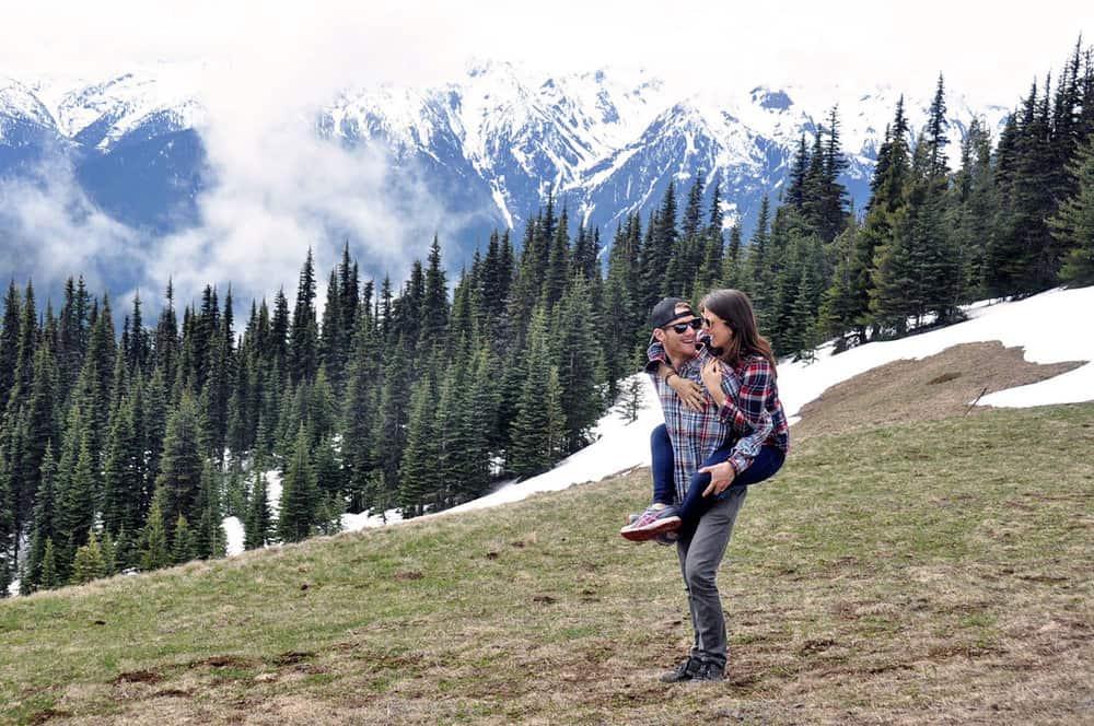 Hiking around Hurricane Ridge to Hurricane Hill Best Hikes in Washington State