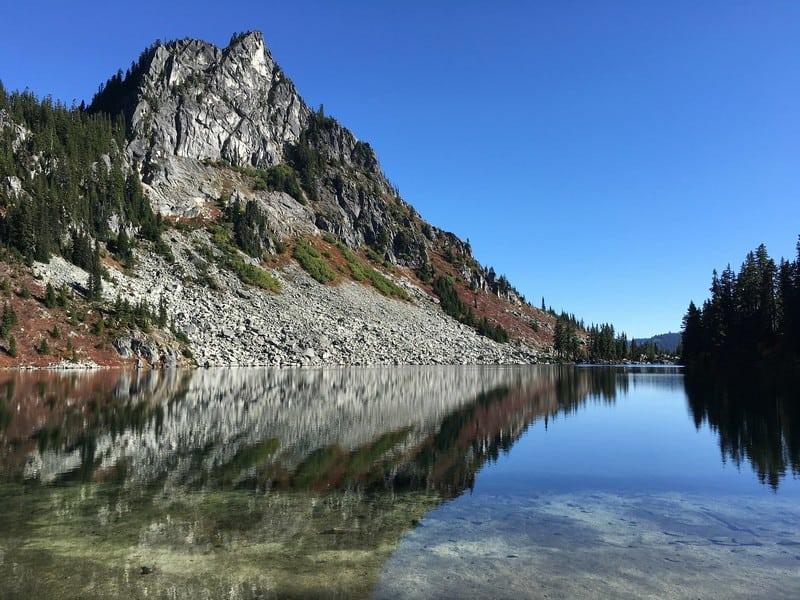 Hiking around Lake Valhalla Best Hikes in Washington State