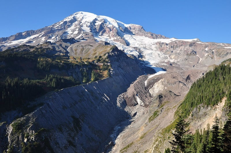 Hiking around Nisqually Vista Loop Trail Best Hikes in Washington State