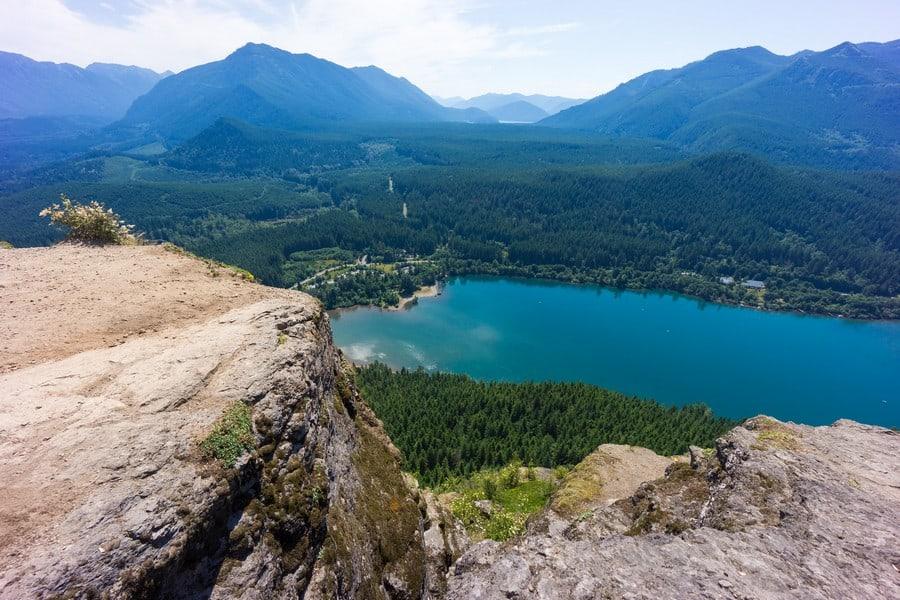 Hiking around Rattlesnake Ledge Best Hikes in Washington State