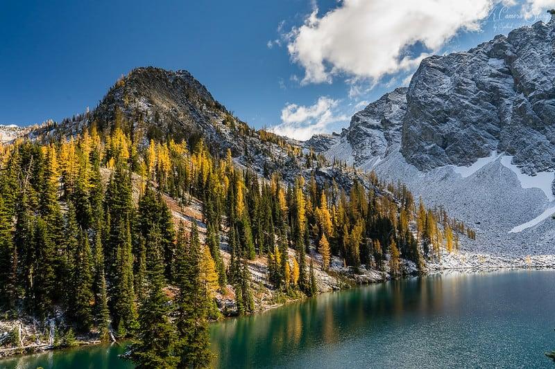 Hiking around Blue Lake Trail Best Hikes in Washington State
