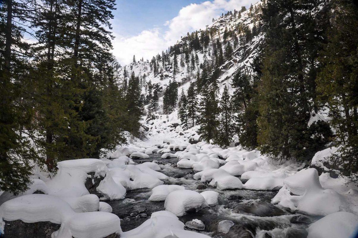 Icicle Gorge Washington State Hikes