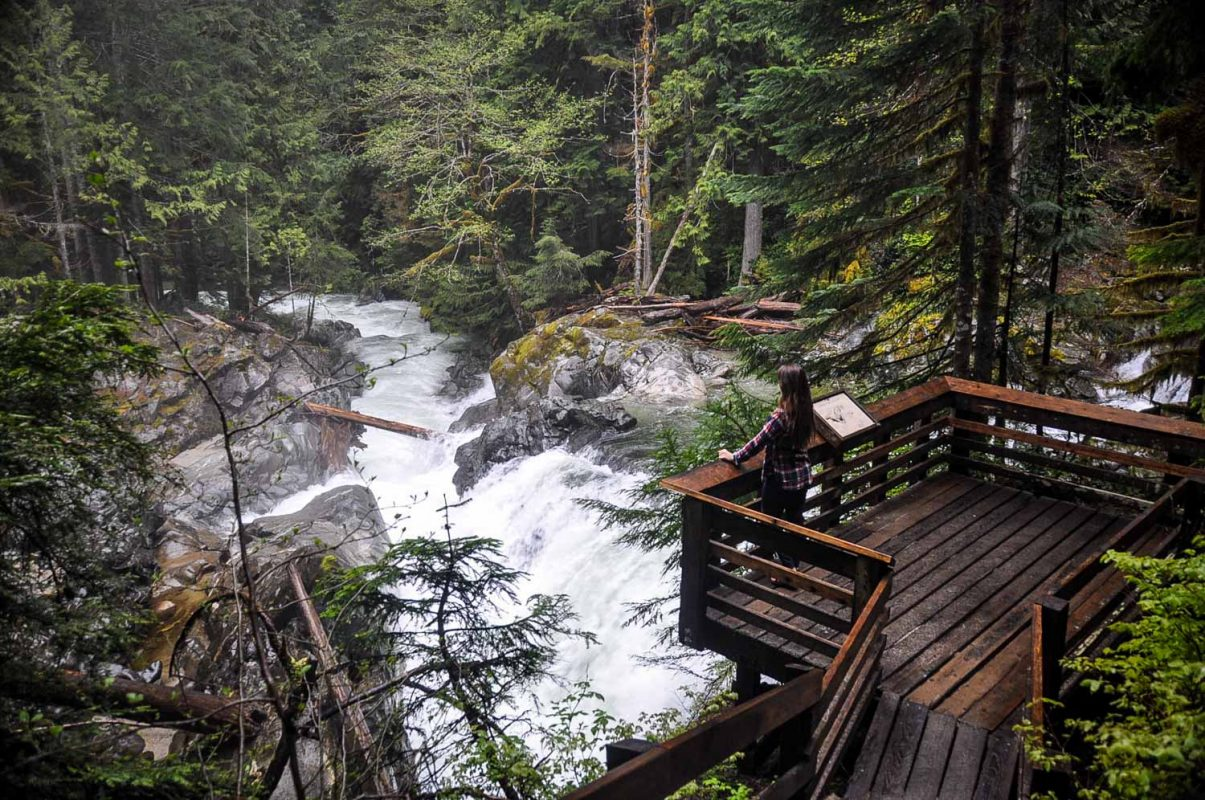Deception Falls Hike Best Hikes in Washington State