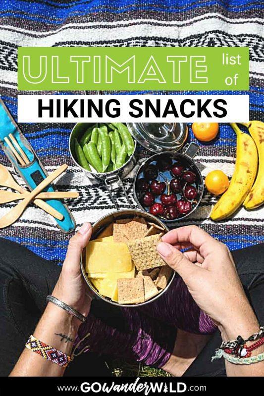 Healthy & Delicious Hiking Snacks | Go Wander Wild
