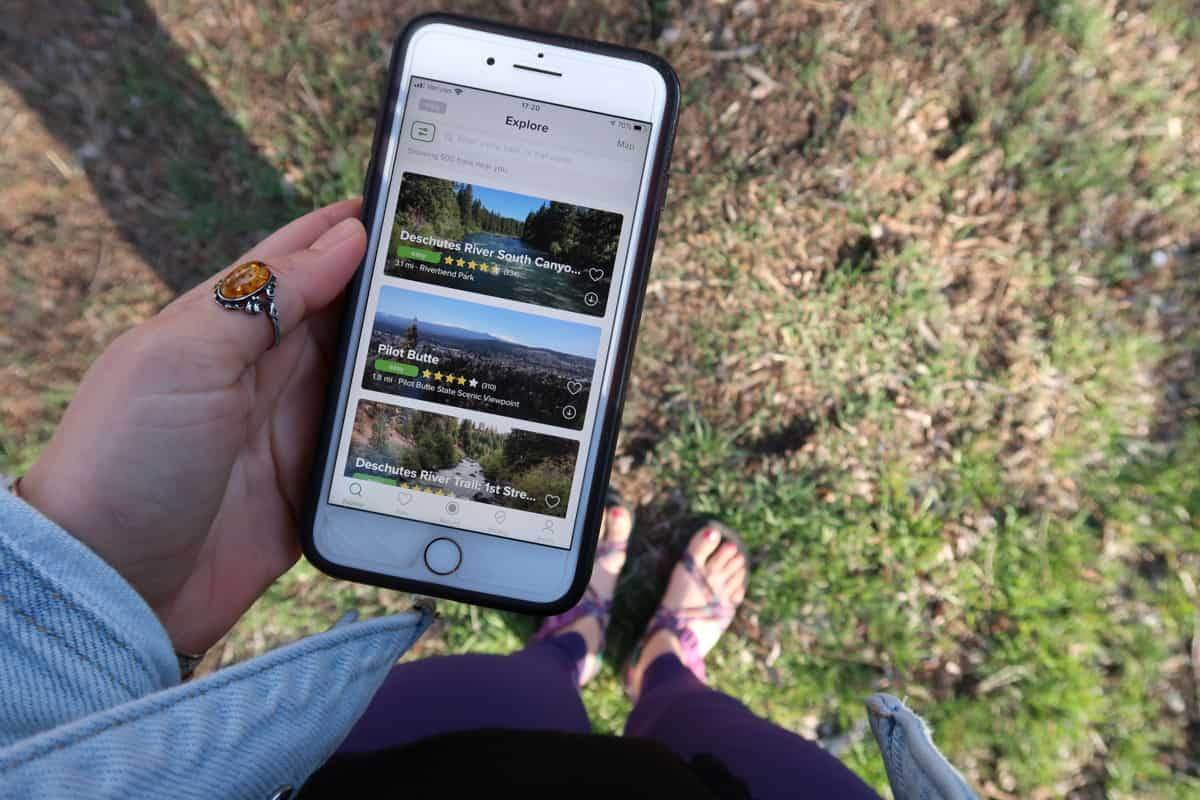 Best Outdoor Apps for Camping, Hiking & Road Trips
