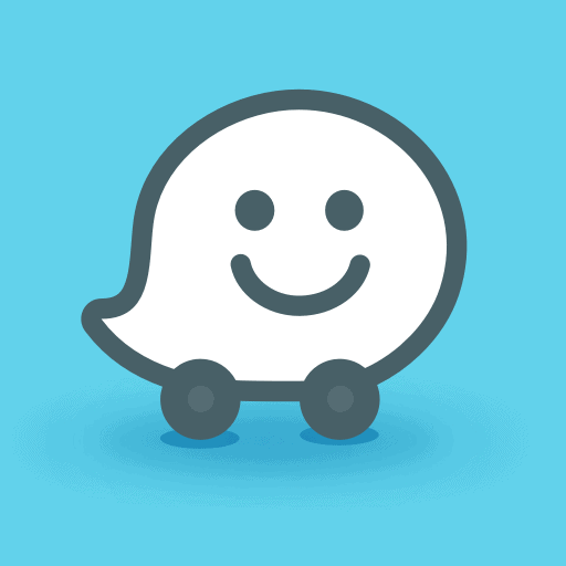 Apps for Navigation: Waze App