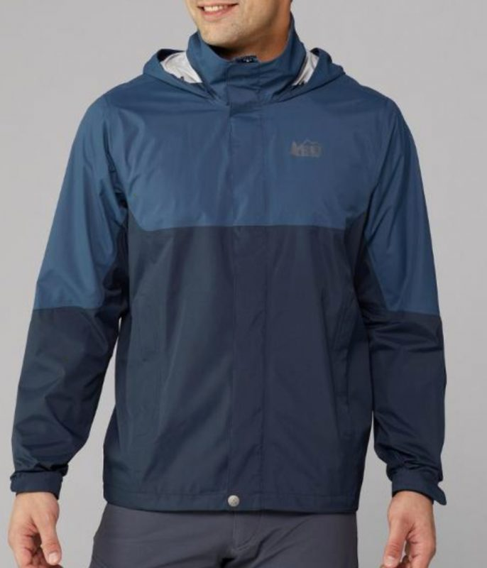 REI Rainier Rain Jacket