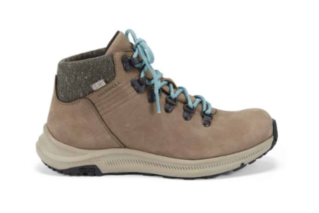 Women's Merrell Ontario Mid Waterproof Hiking Boots