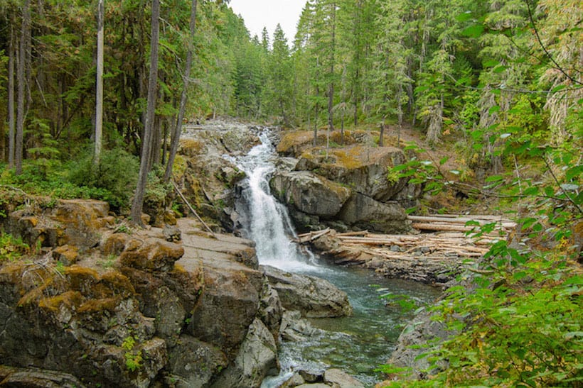 Silver Falls Image by A Truthful Traveler
