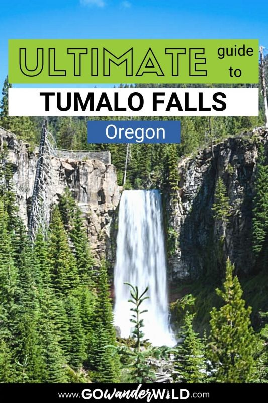 Tumalo Falls Hike | Go Wander Wild
