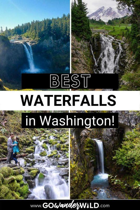 Best Waterfalls in Washington State | Go Wander Wild