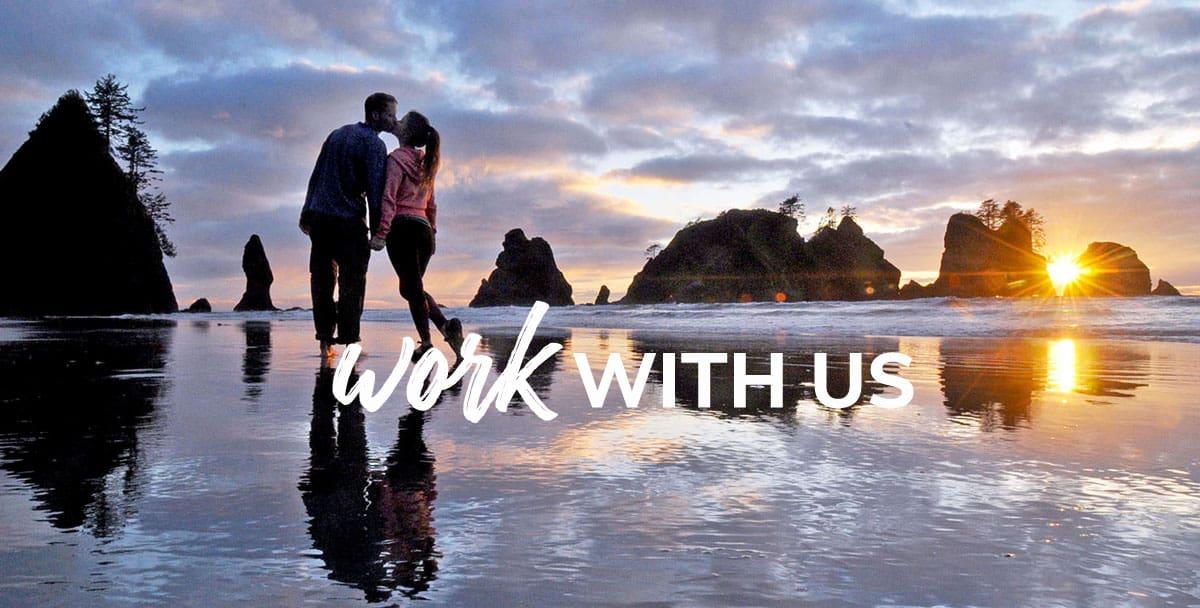Go Wander Wild Work with Us banner