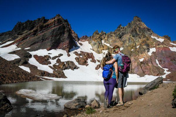Broken Top hike summit