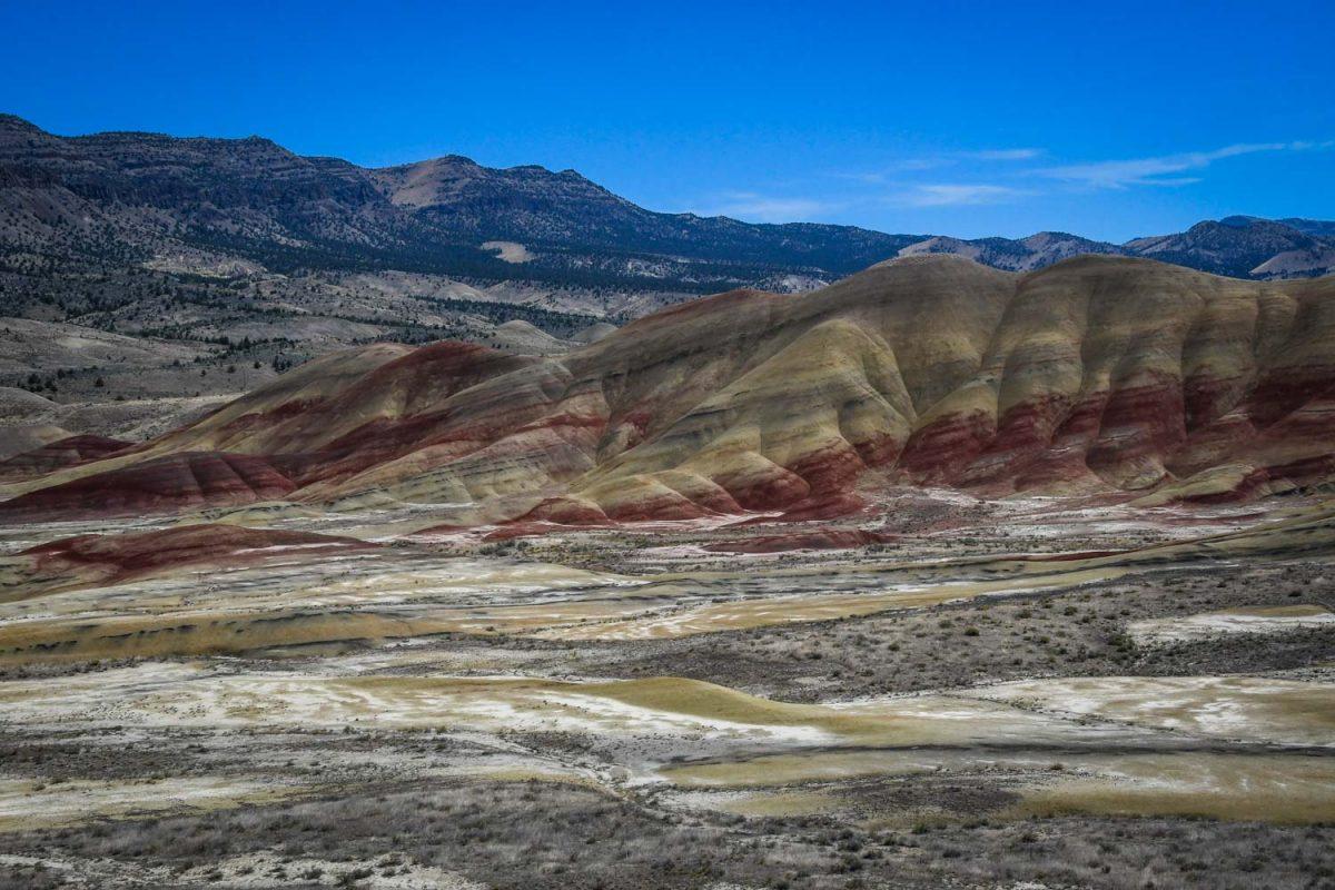 Painted Hills Oregon | Overlook Trail
