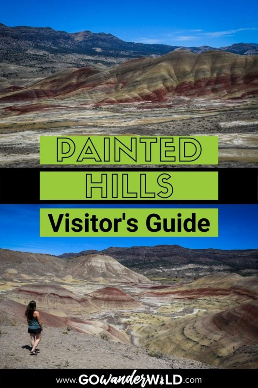 Painted Hills Oregon | Go Wander Wild