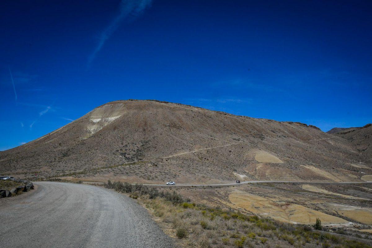 Painted Hills Oregon | Carroll Rim Trial