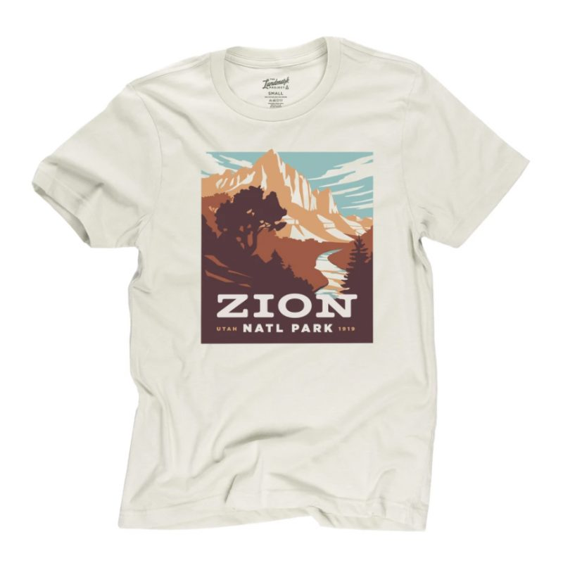 Gifts for Hikers | The Landmark Project Graphic Tee