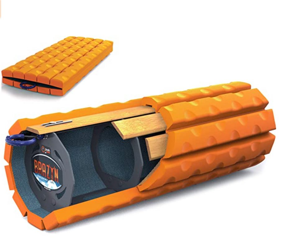 Gifts for Hikers | Collapsible Foam Roller