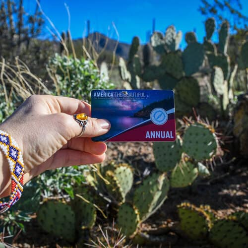 Gifts for Hikers | Annual Park Pass