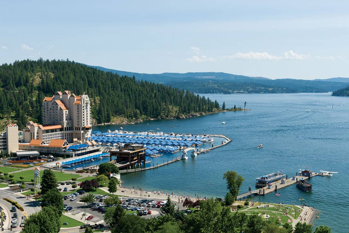 Where to Stay in Coeur d'Alene