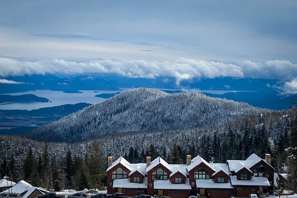 Things to Do In Coeur d'Alene | Schweitzer Mountain