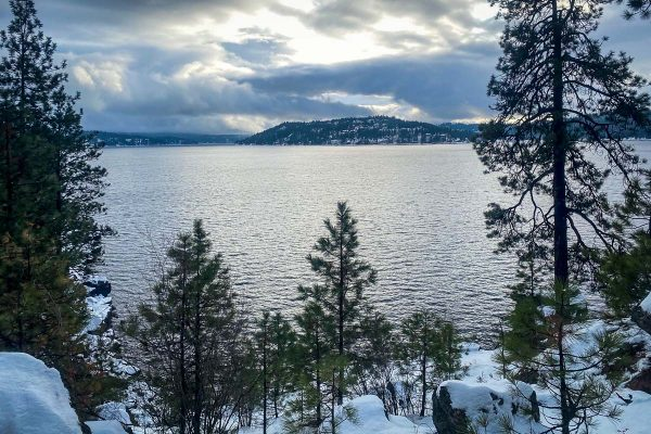 Things to Do In Coeur d'Alene | Tubbs Hill