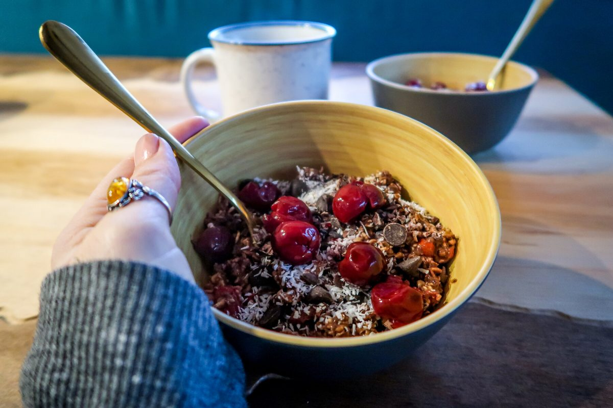 One-Pot Camping Meals: Camp Oatmeal