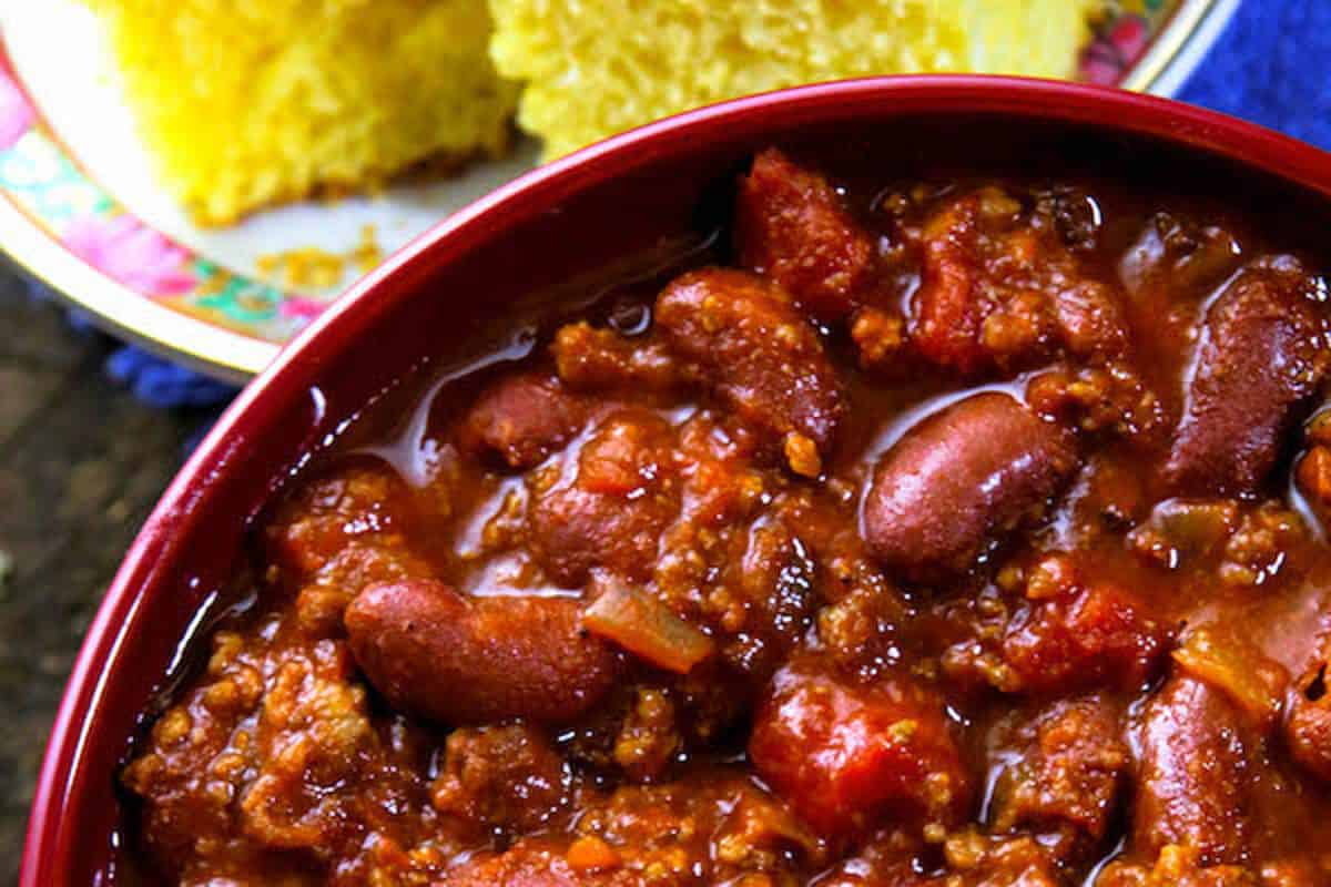 One-Pot Camping Meals: Camp Chili