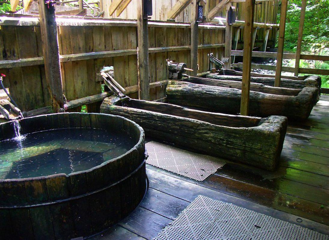 Hot Springs in Oregon: Bagby Hot Springs