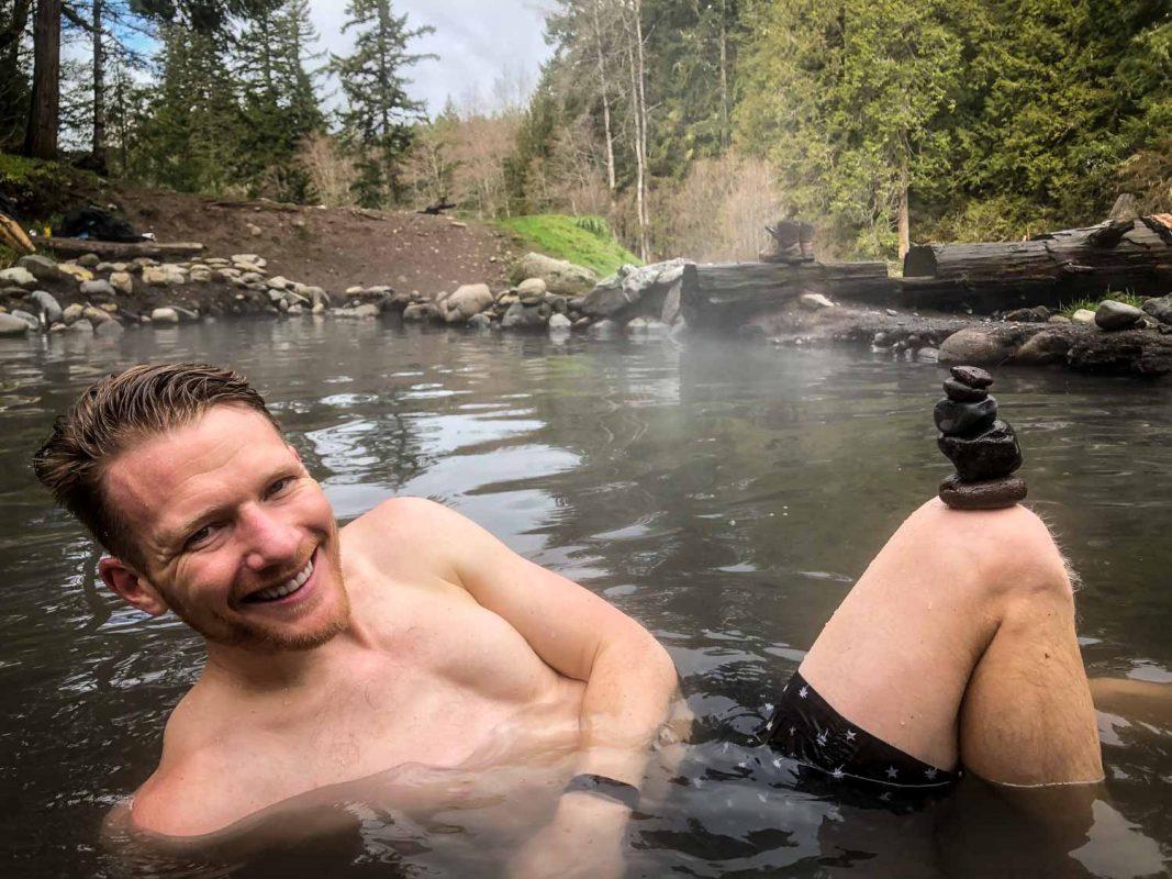 Hot Springs in Oregon: McCredie Hot Springs