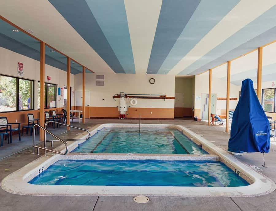 Best Washington Hot Springs: Carson Hot Springs