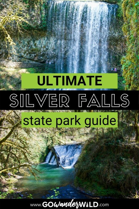 Silver Falls State Park | Go Wander Wild